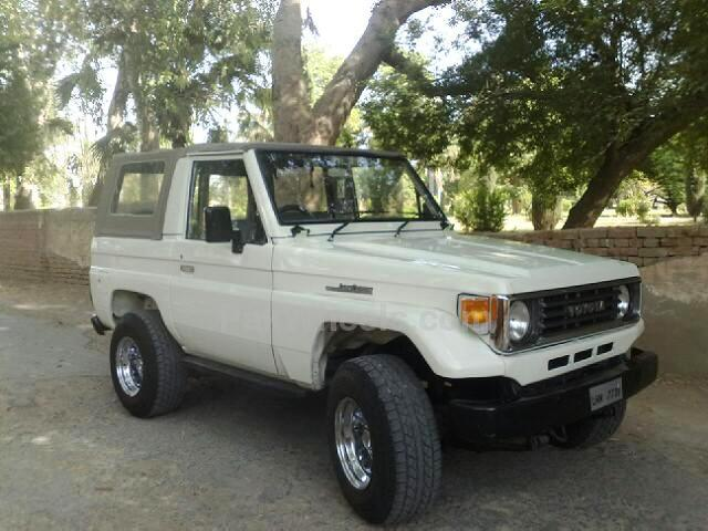 1985 Toyota Land Cruiser - Information and photos - MOMENTcar