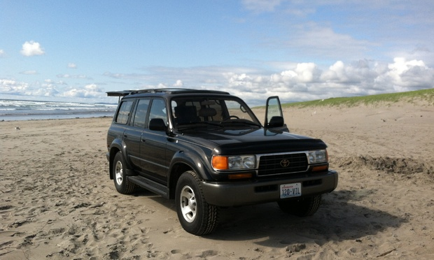Toyota Land Cruiser on 1997 Dodge Lifted