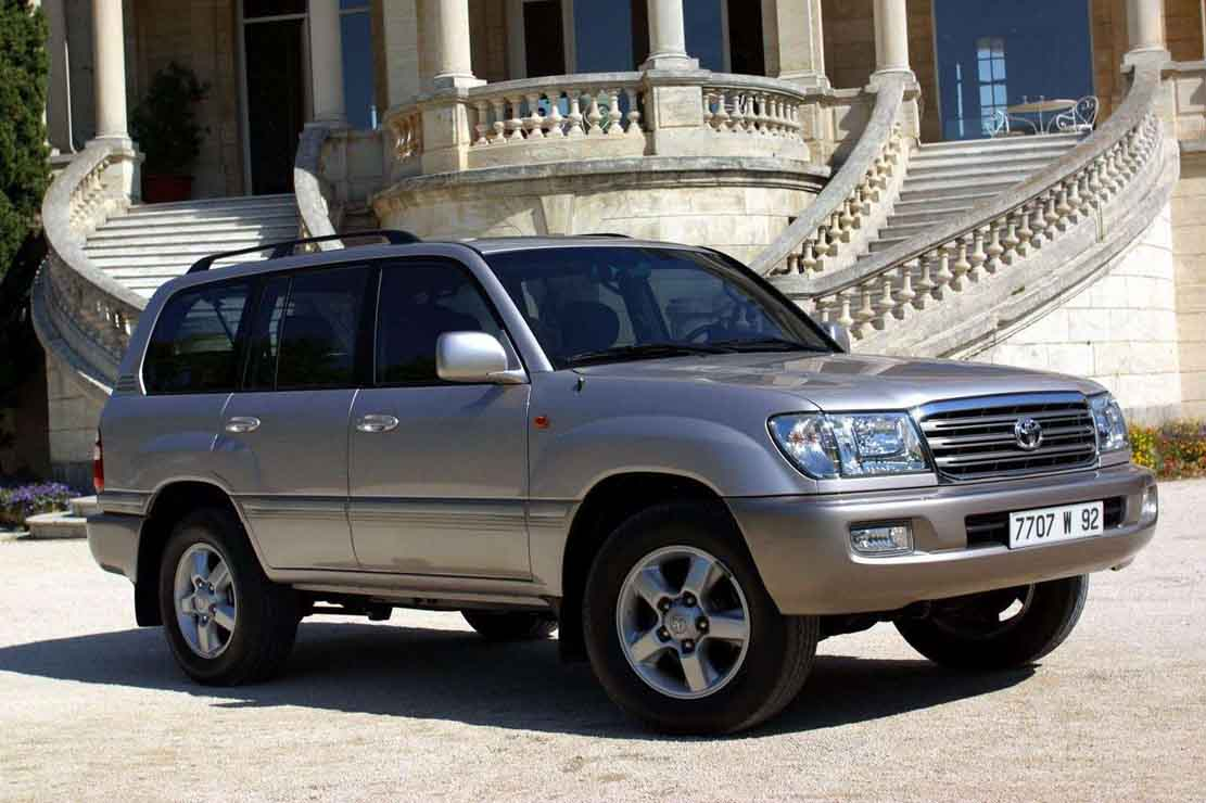 2006 toyota land cruiser information and photos momentcar. Black Bedroom Furniture Sets. Home Design Ideas