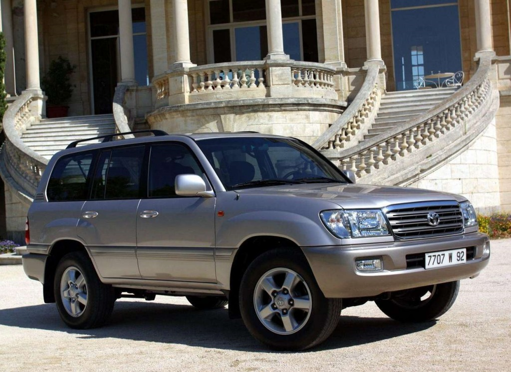 Download Toyota Land Cruiser 2007 4