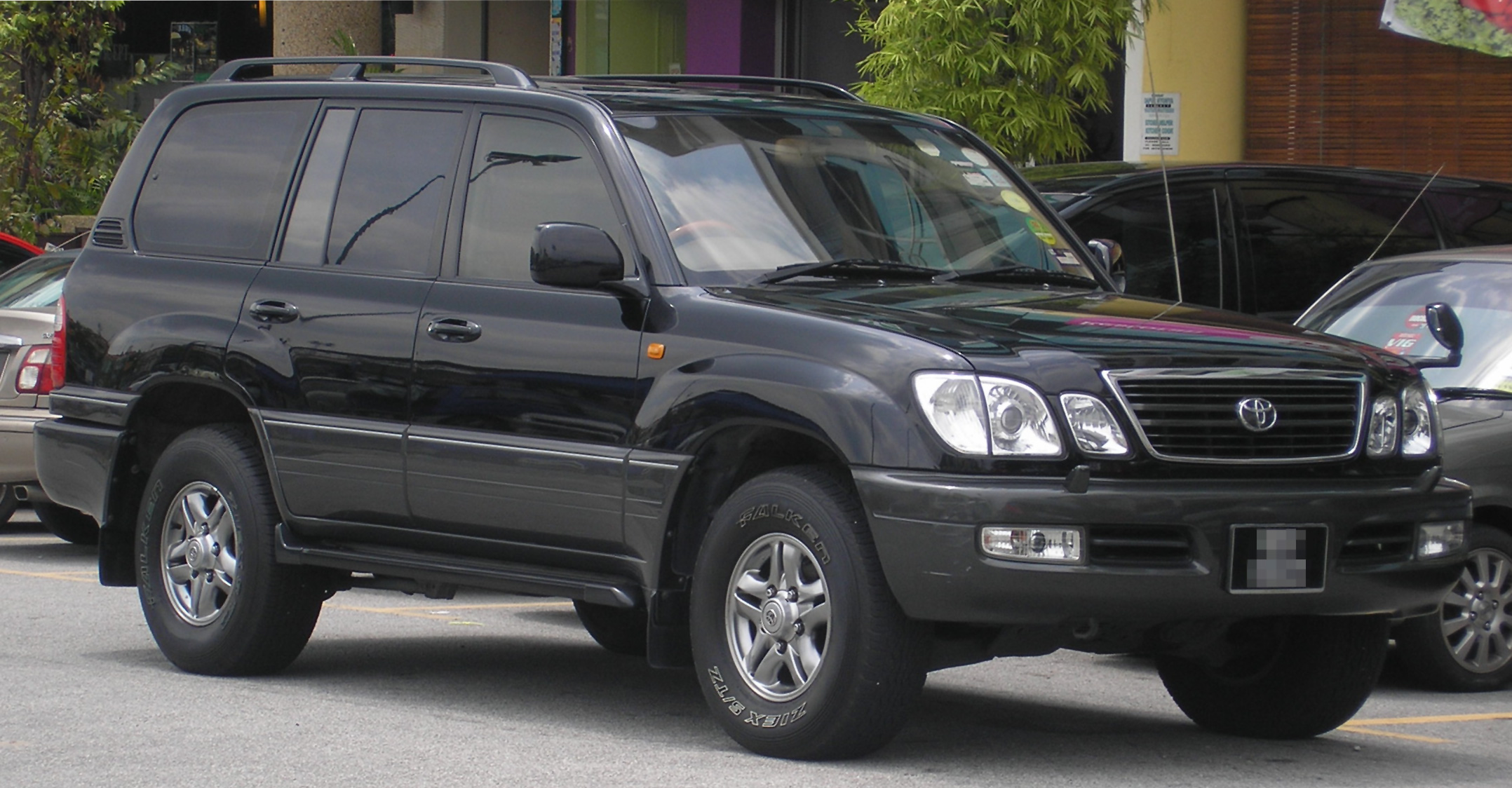 2007 Toyota Land Cruiser Information And Photos Momentcar