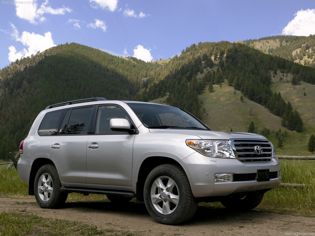 2008 toyota land cruiser information and photos momentcar. Black Bedroom Furniture Sets. Home Design Ideas