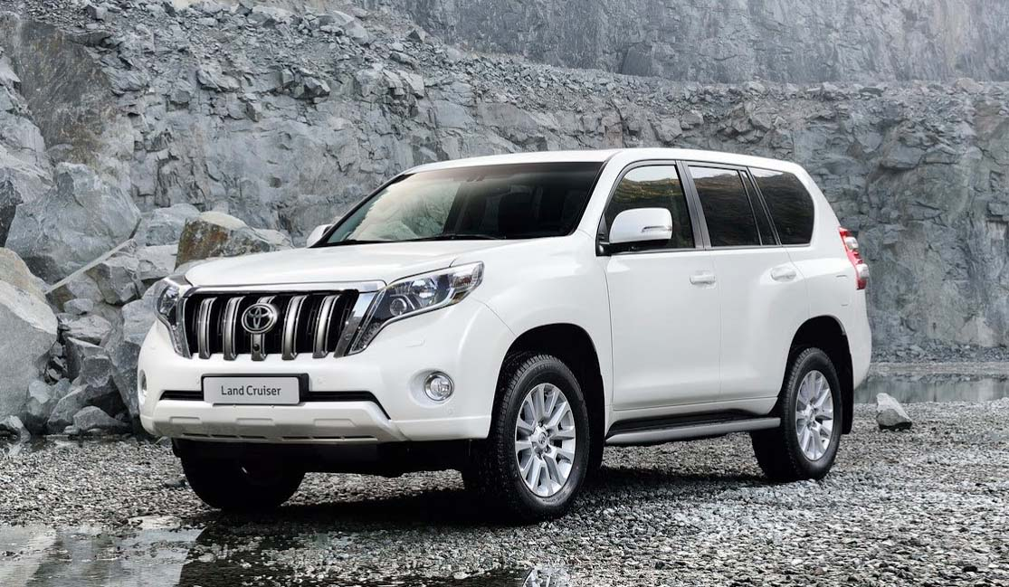 Toyota Land Cruiser 2014 #12
