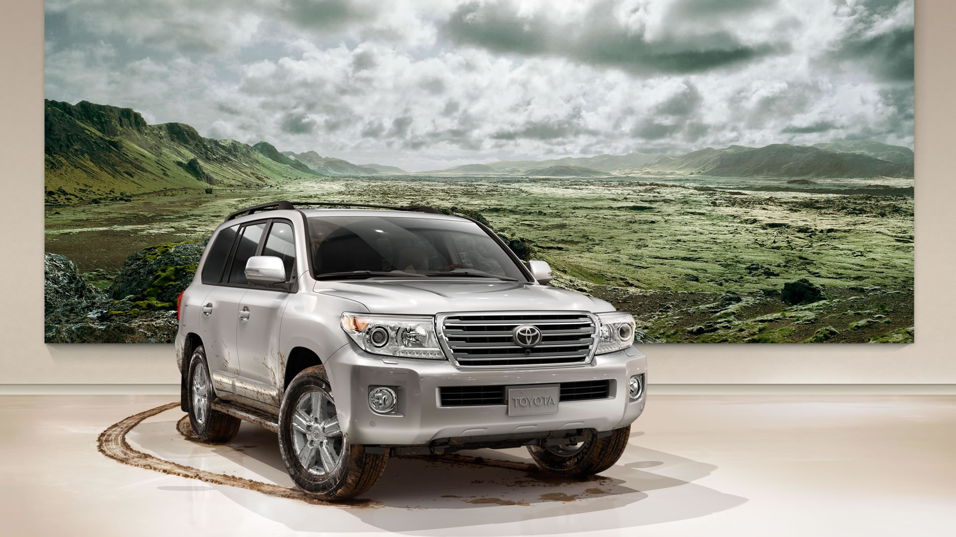 Toyota Land Cruiser 2014 #3
