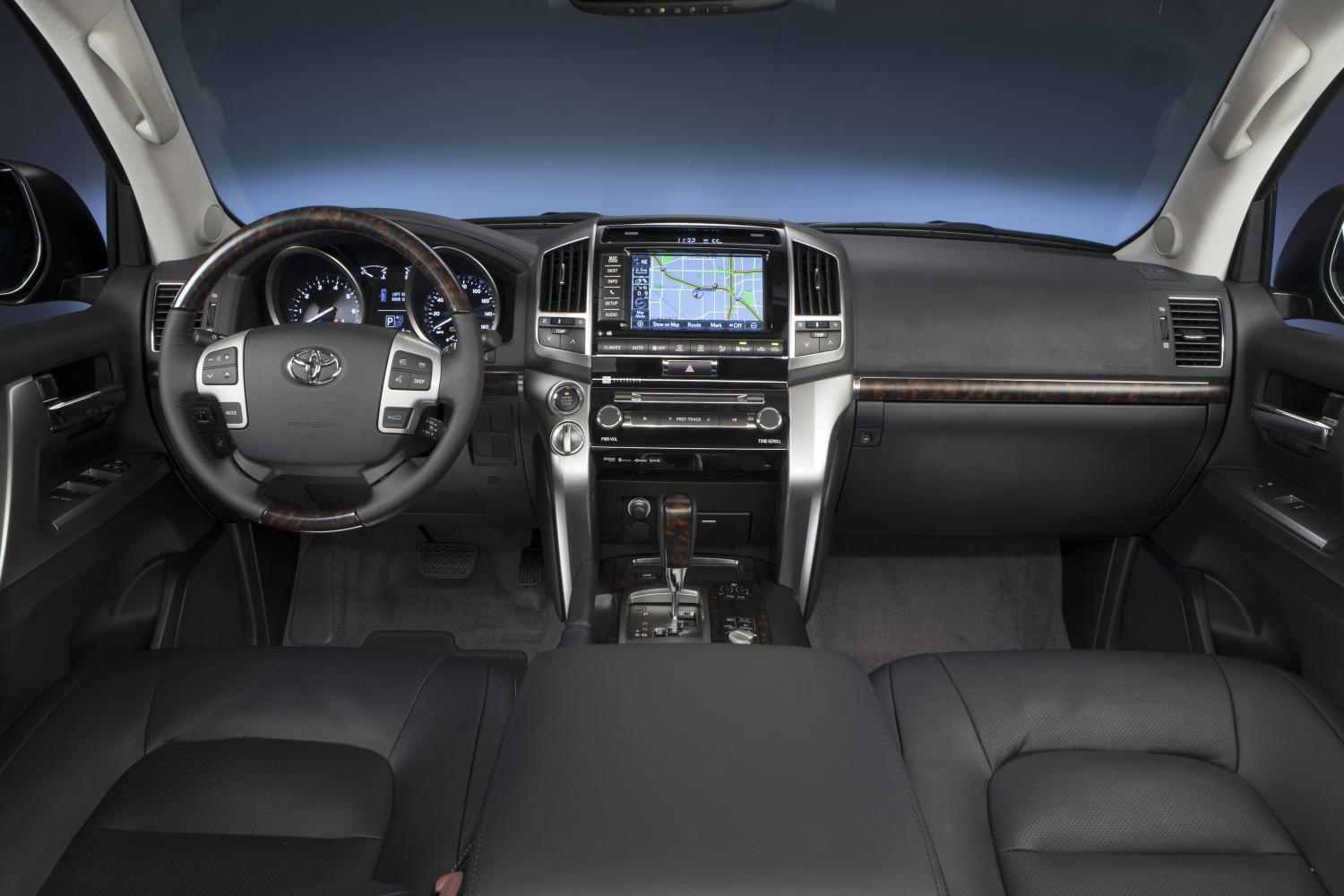 Toyota Land Cruiser 2014 #4