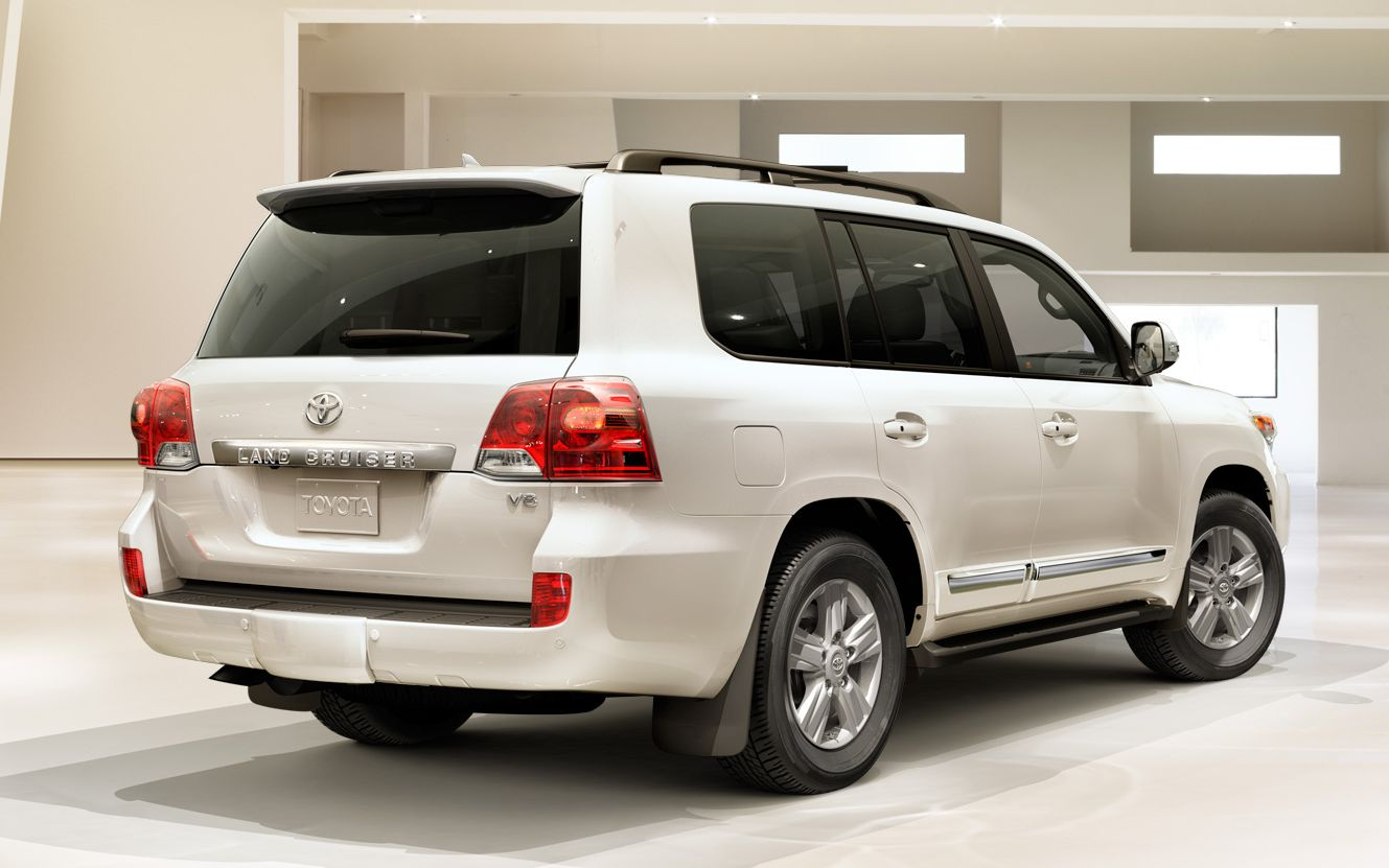 Toyota Land Cruiser 2014 #5
