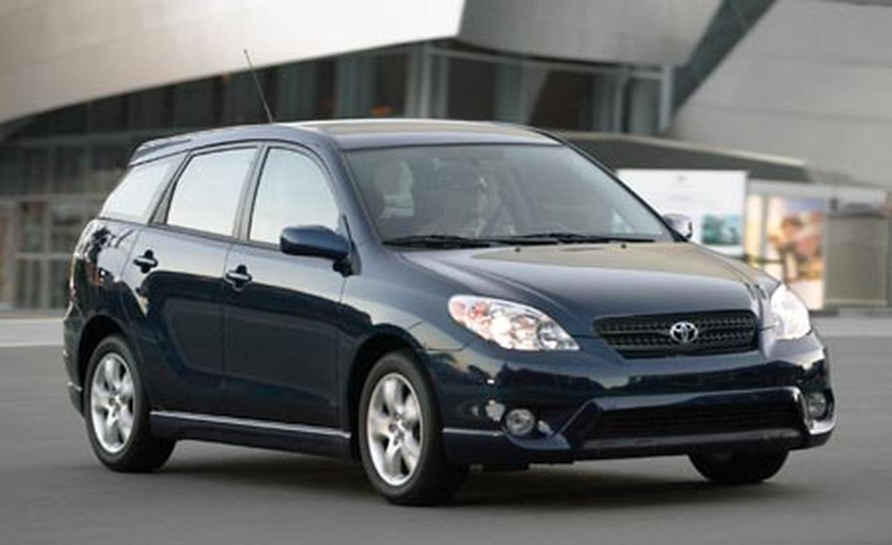 2007 toyota matrix information and photos momentcar. Black Bedroom Furniture Sets. Home Design Ideas