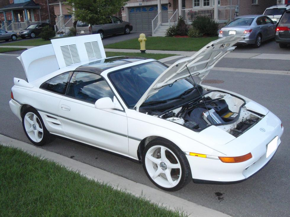 1991 Toyota MR2 - Information and photos - MOMENTcar