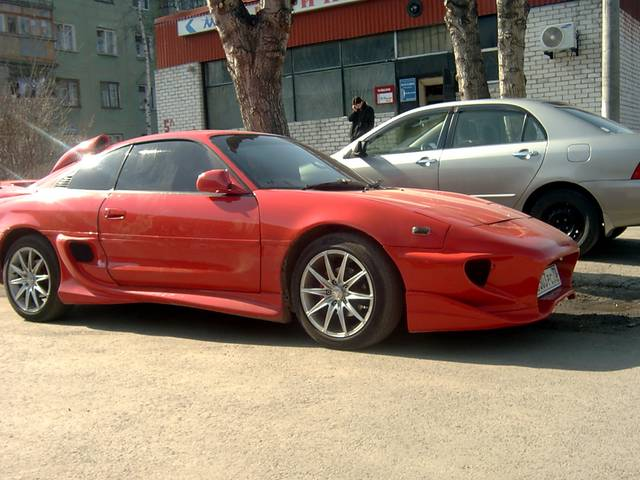 1995 Toyota MR2 - Information and photos - MOMENTcar