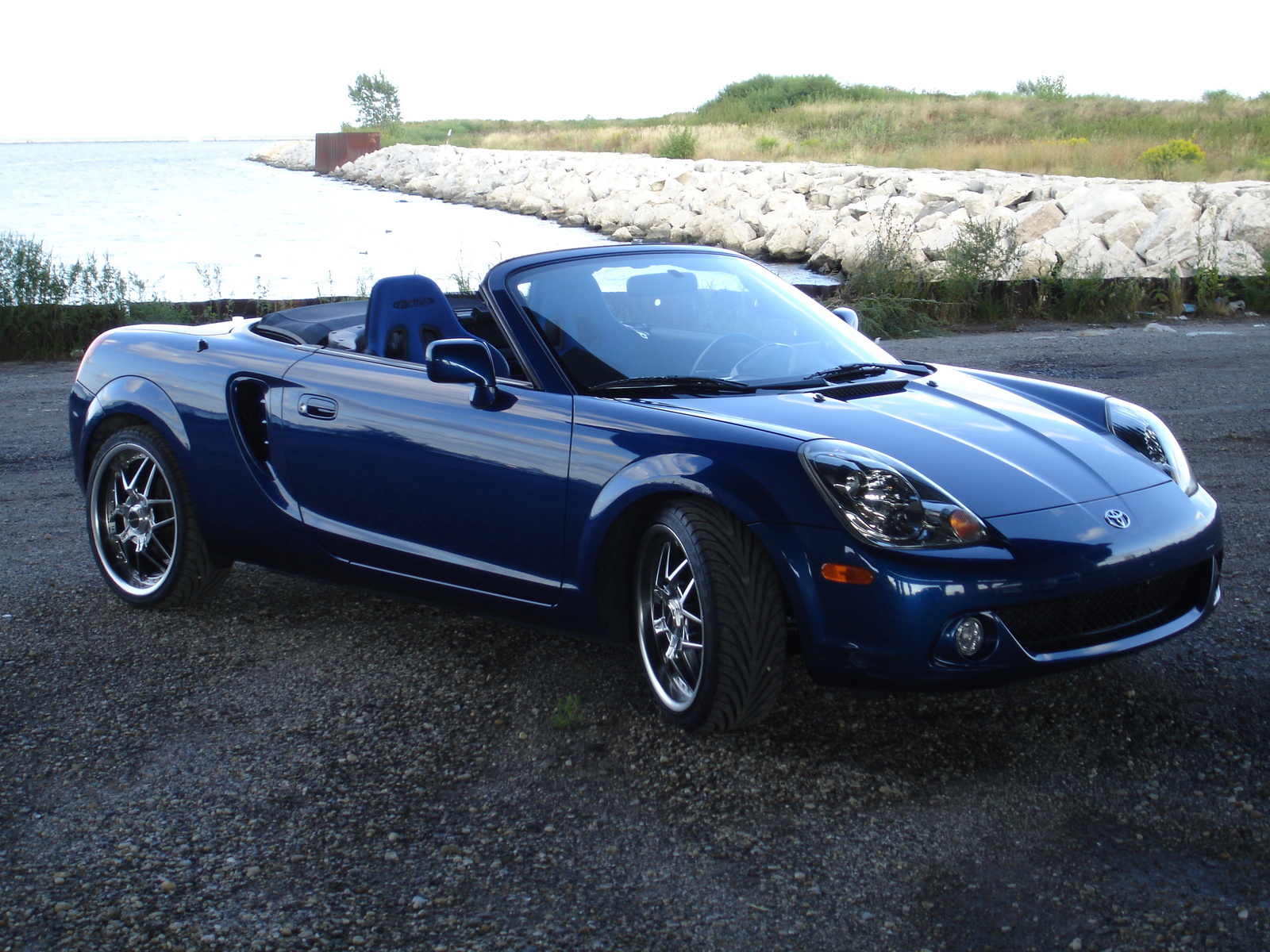 2005 Toyota Mr2 Spyder Information And Photos Momentcar
