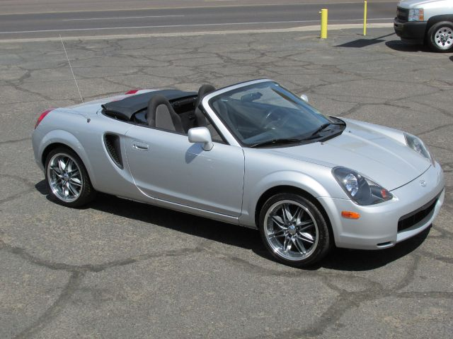 Toyota MR2 Spyder Base #11