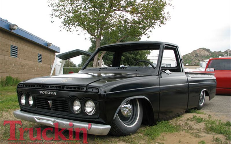 1972 Toyota Pickup Information And Photos Momentcar