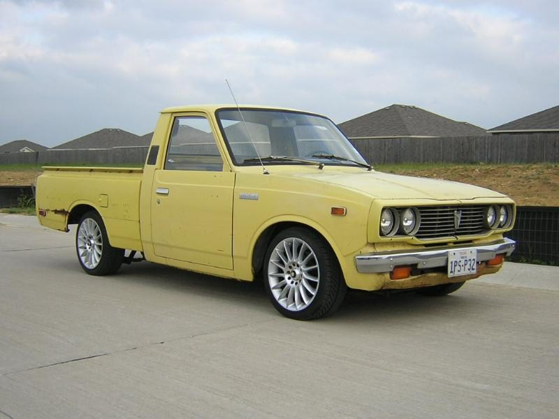 Plug In Hybrid Pickup Truck >> 1978 Toyota Pickup - Information and photos - MOMENTcar