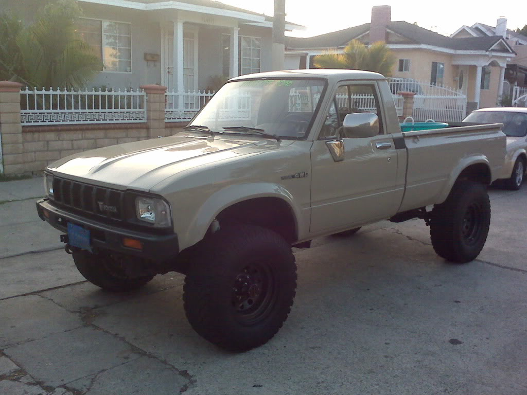 1982 Toyota Pickup Information And Photos Momentcar