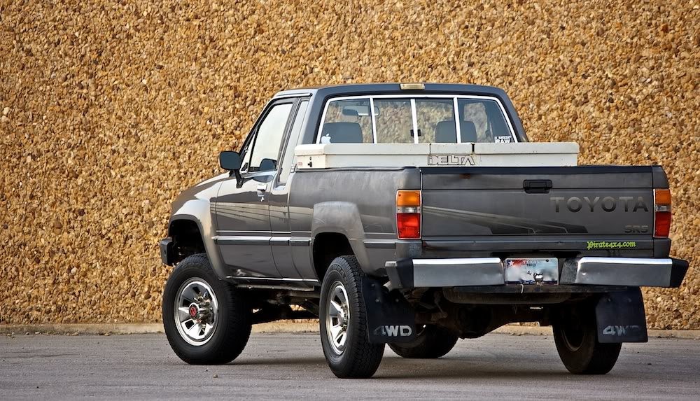 1986 Toyota Pickup Information And Photos Momentcar