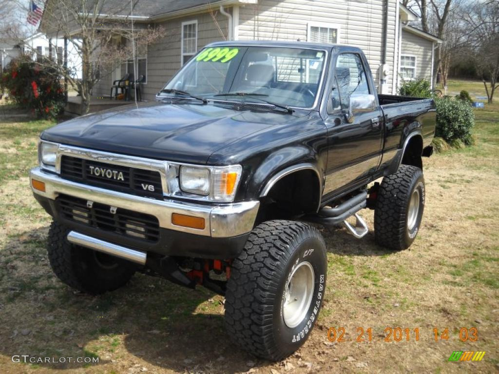 1989 toyota pickup information and photos momentcar. Black Bedroom Furniture Sets. Home Design Ideas