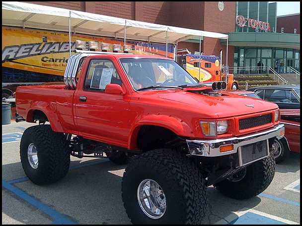 Toyota Pickup 43px Image 11
