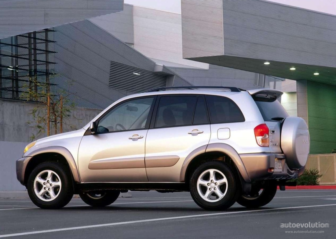 2000 Toyota Rav4 Information And Photos Momentcar