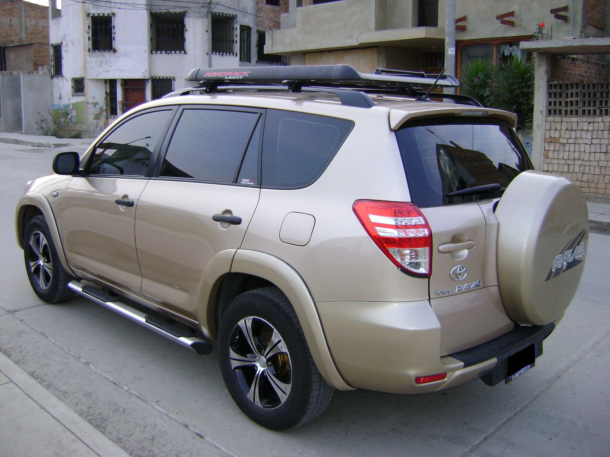 2008 toyota rav4 information and photos momentcar. Black Bedroom Furniture Sets. Home Design Ideas