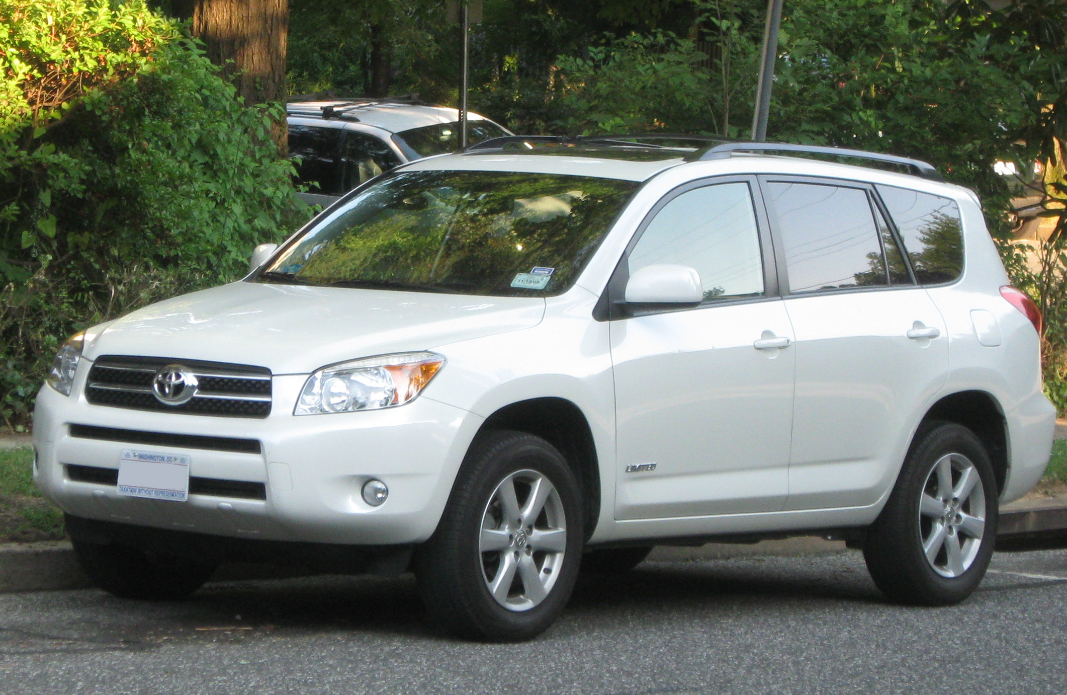 2009 Toyota Rav4 Information And Photos Momentcar