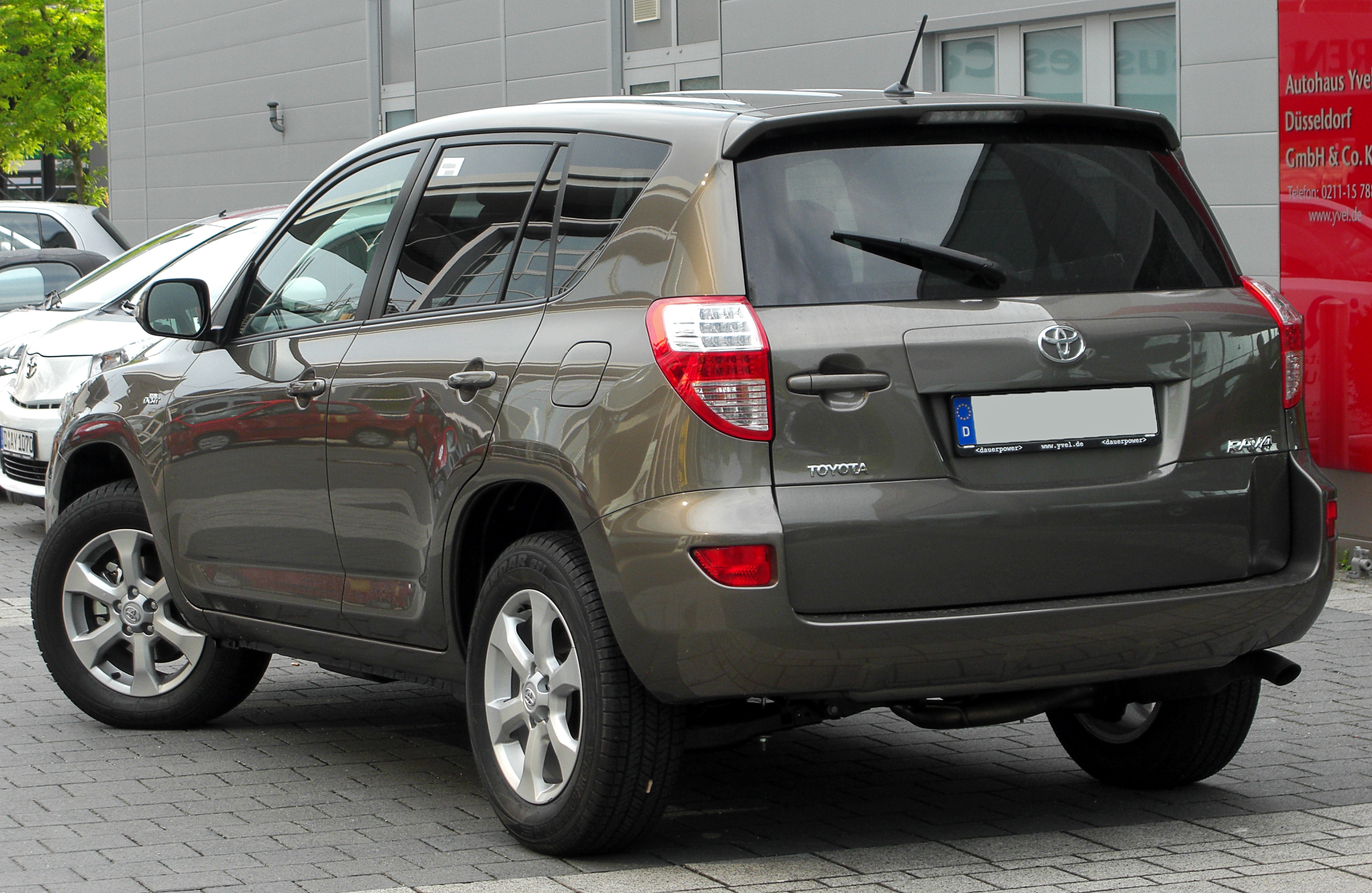 2010 Toyota RAV4 Prices, Reviews and Pictures | U.S. News & World ...