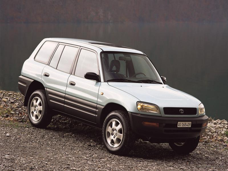 Toyota RAV4 Base w/Soft Top #24
