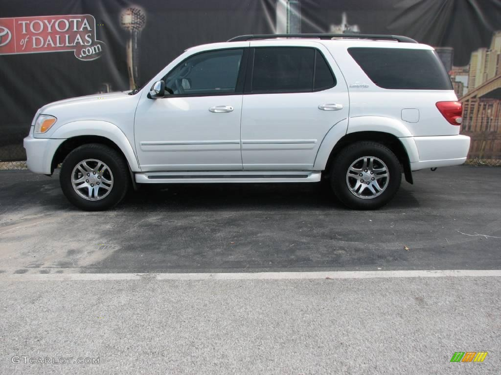 2007 Toyota Sequoia Information And Photos Momentcar