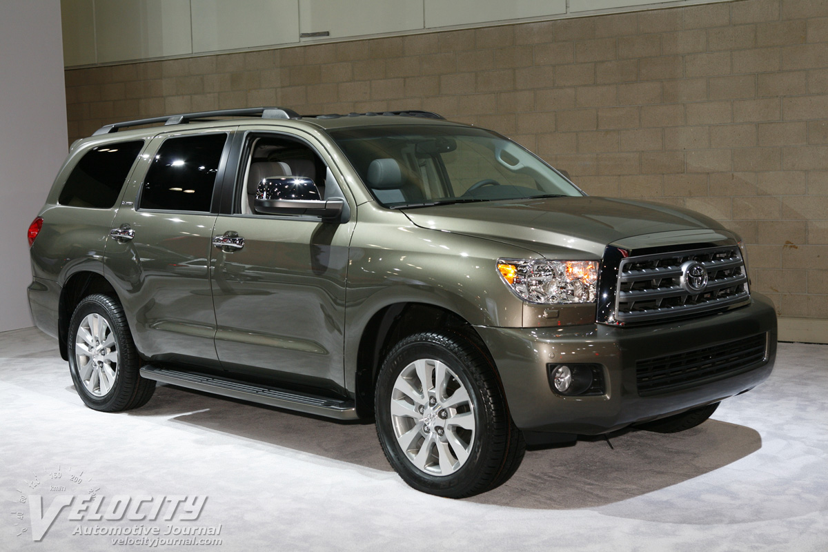 2012 toyota sequoia information and photos momentcar. Black Bedroom Furniture Sets. Home Design Ideas