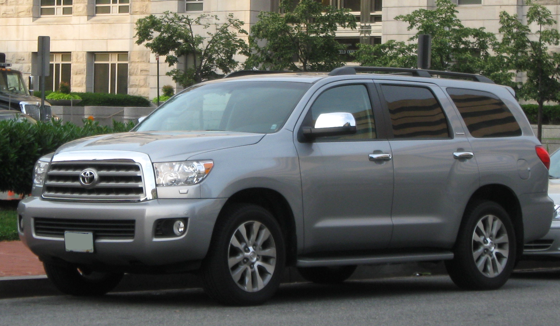 Toyota Sequoia Limited #2