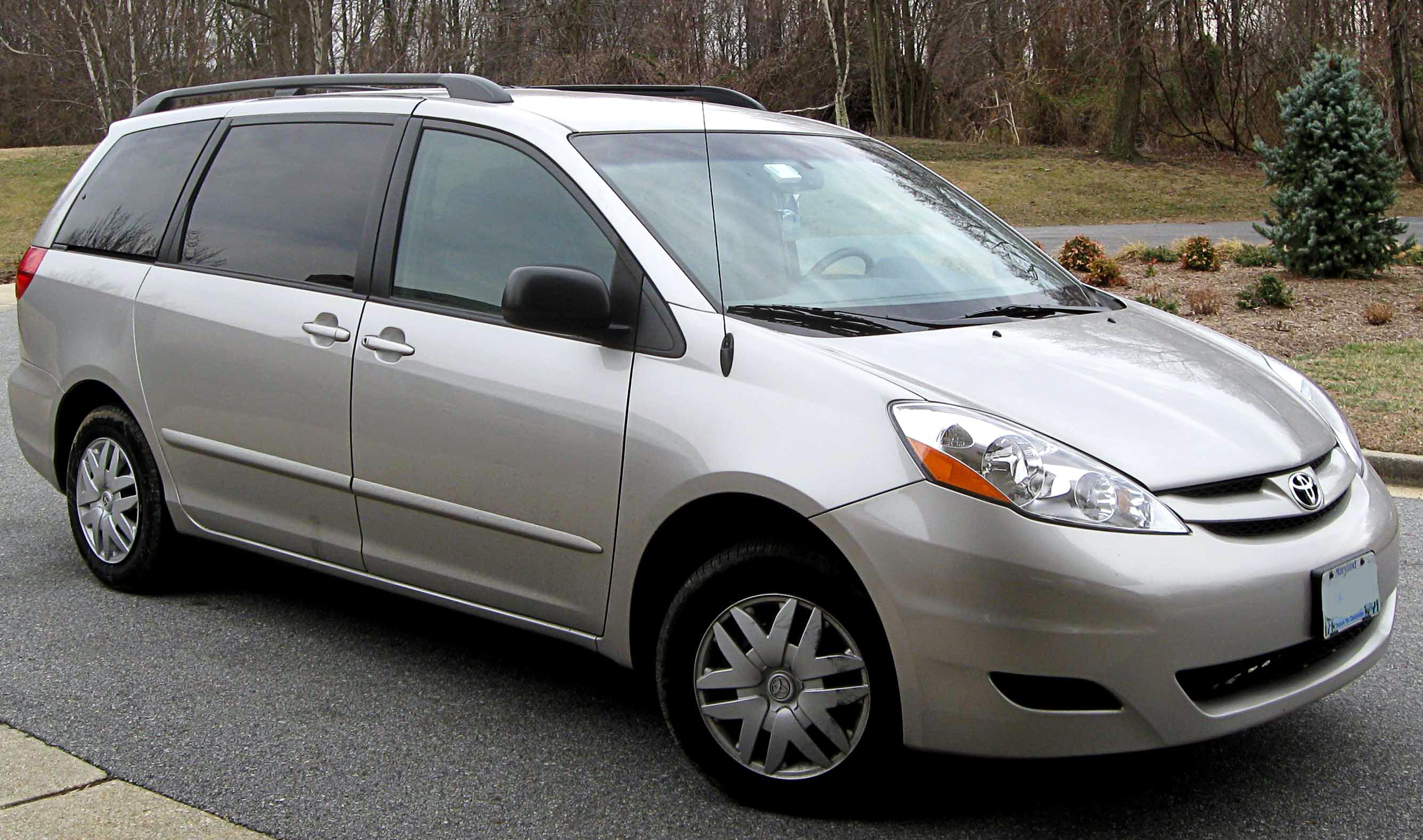 Toyota Highlander Wiki >> 2006 Toyota Sienna - Information and photos - MOMENTcar
