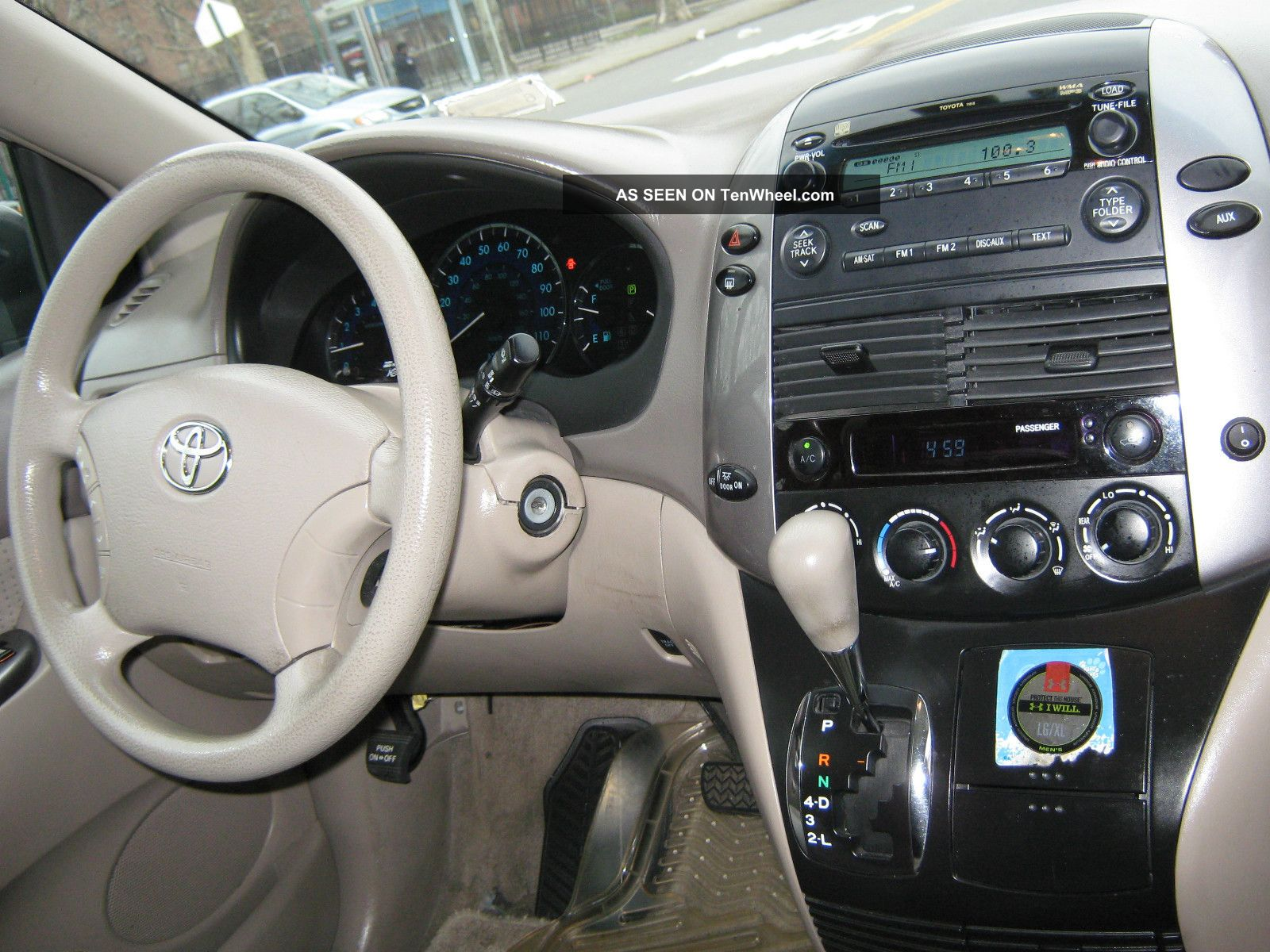 2006 Toyota Sienna Information And Photos Momentcar