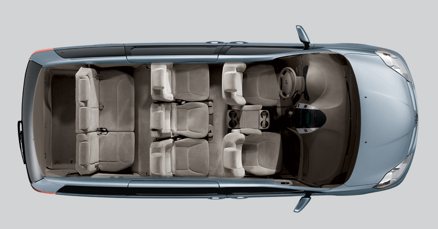 Toyota Sienna  Information and photos  MOMENTcar