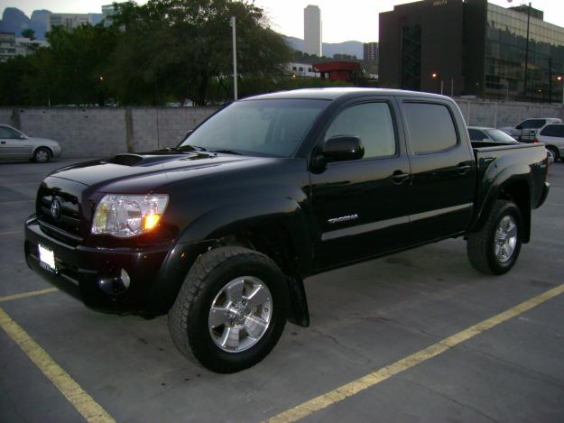 toyota tacoma information and photos momentcar. Black Bedroom Furniture Sets. Home Design Ideas