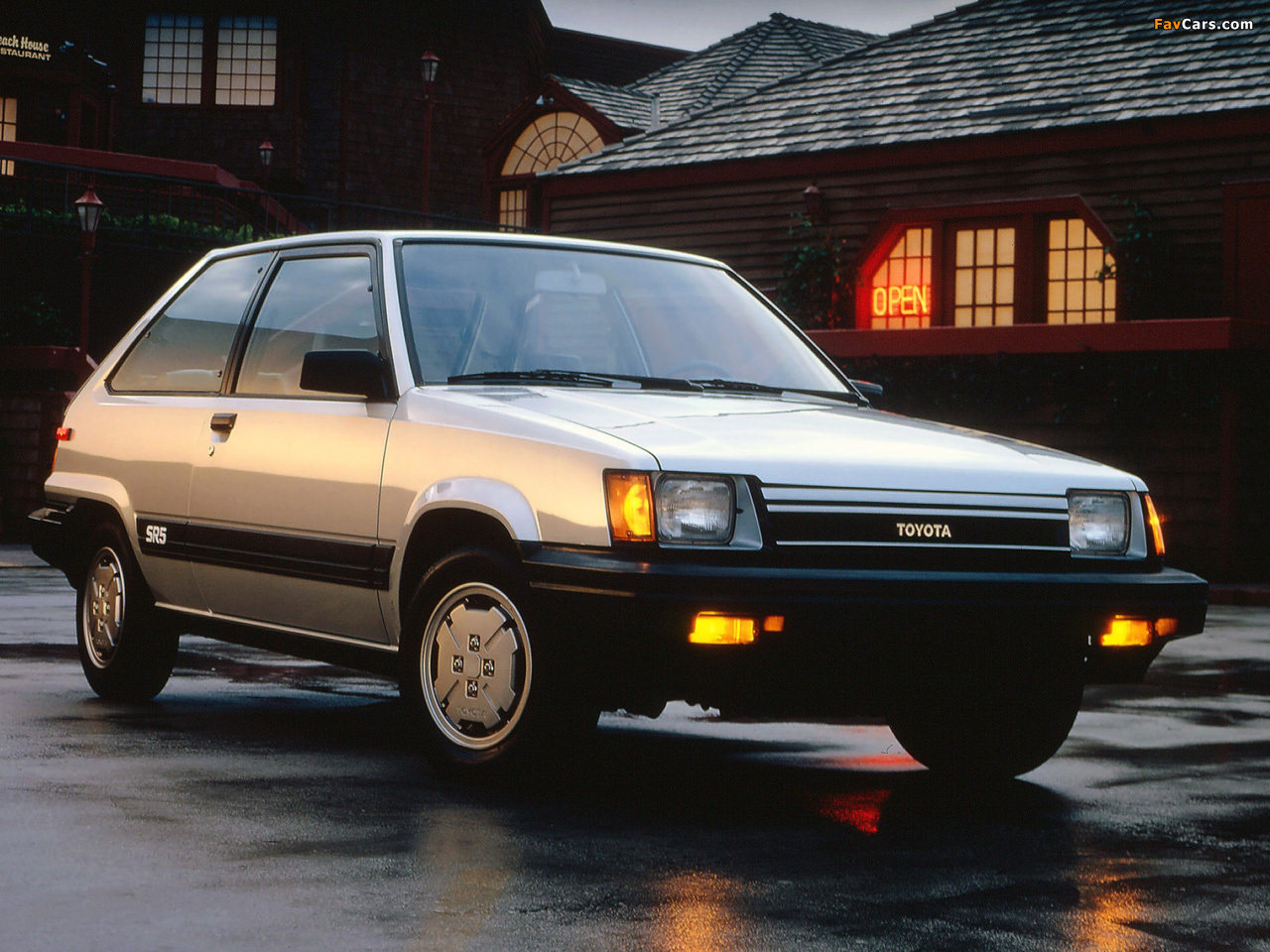 1983 Toyota Tercel Information And Photos Momentcar