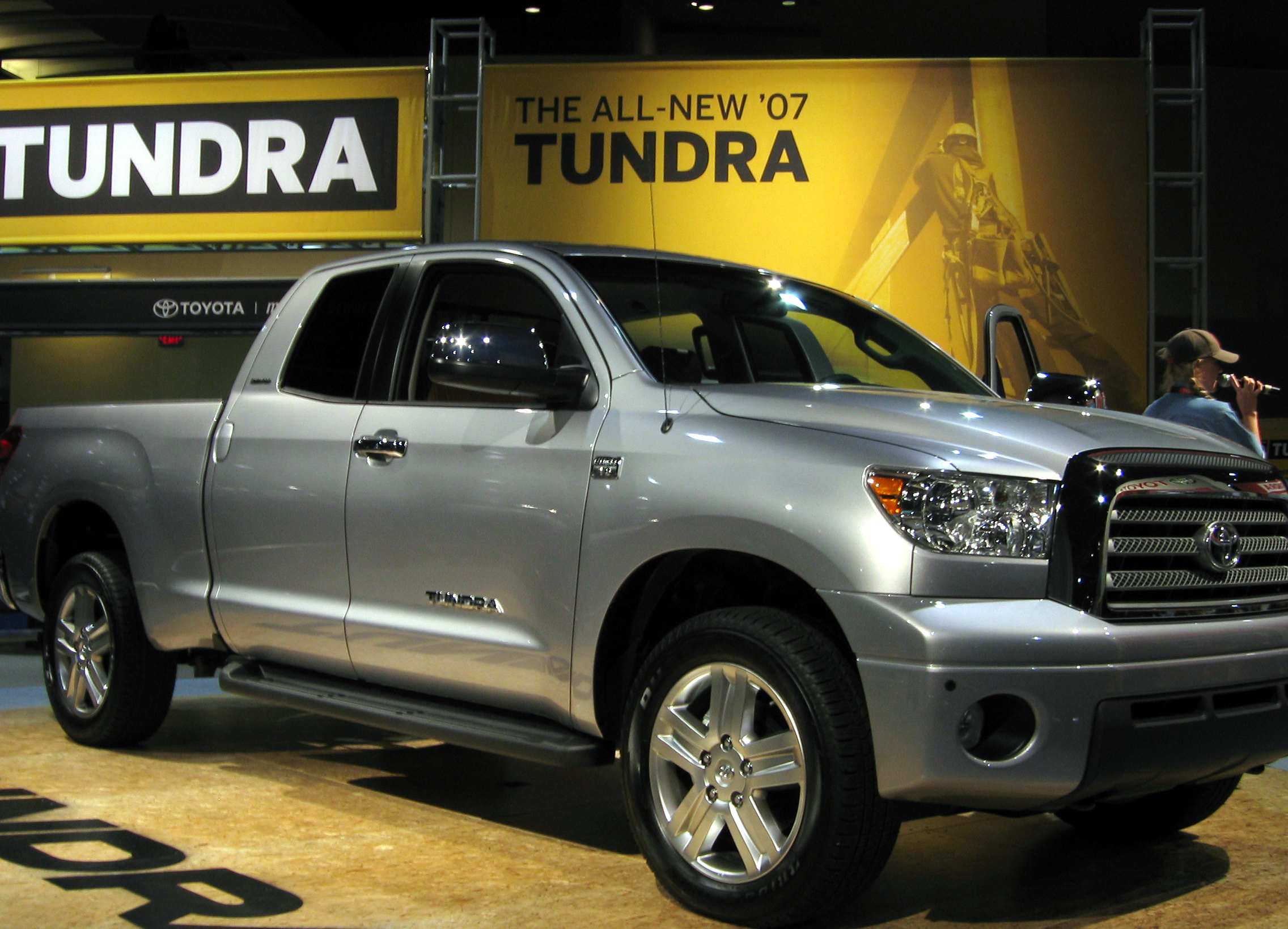 2007 toyota tundra information and photos momentcar. Black Bedroom Furniture Sets. Home Design Ideas