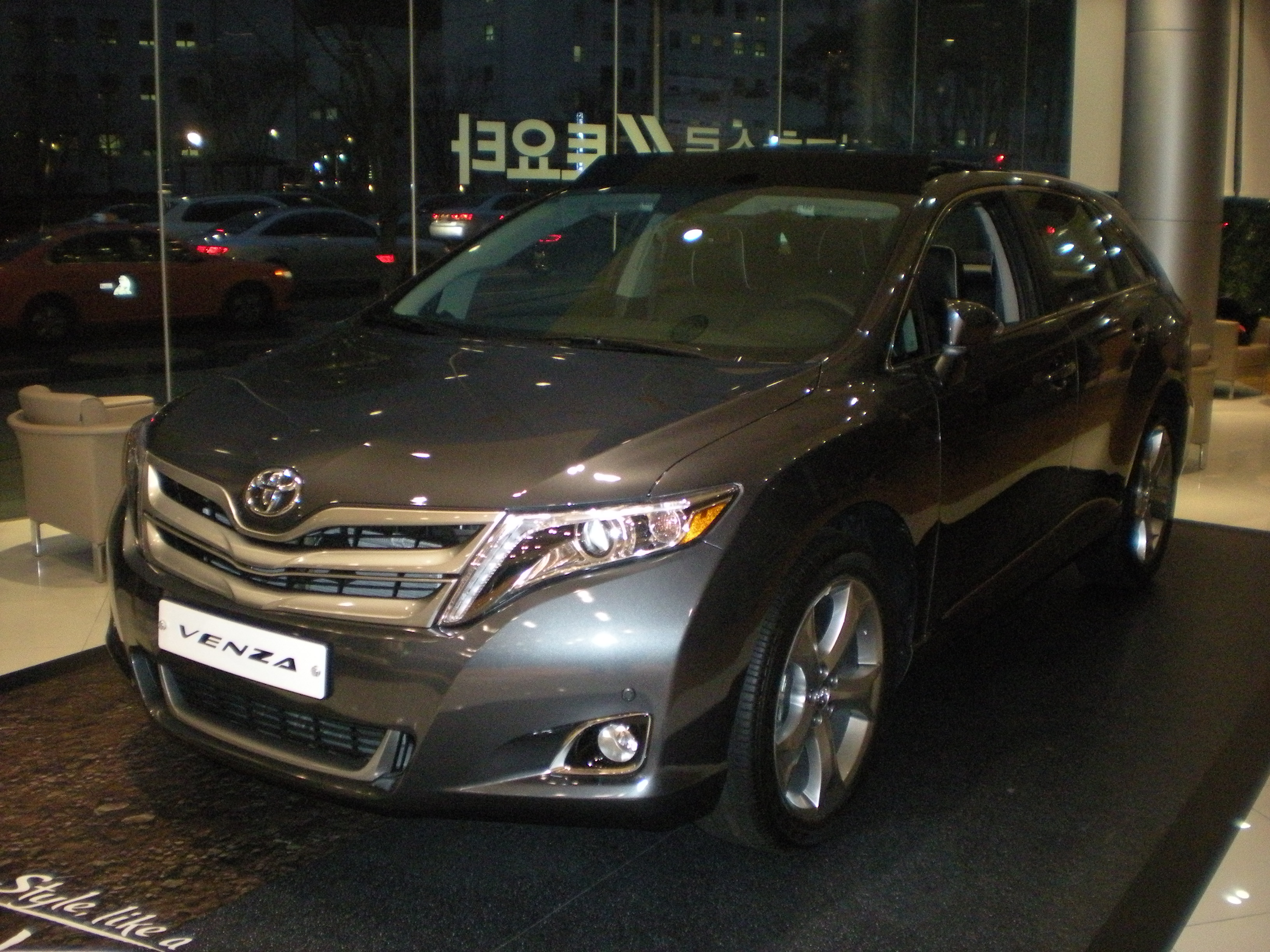 crossover the killing dead is money toyota venza cars story off
