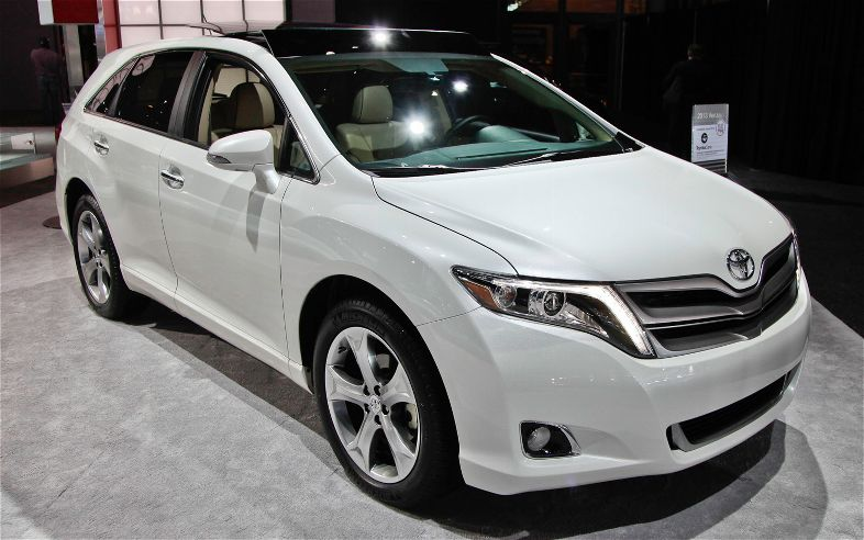 2014 toyota venza information and photos momentcar. Black Bedroom Furniture Sets. Home Design Ideas
