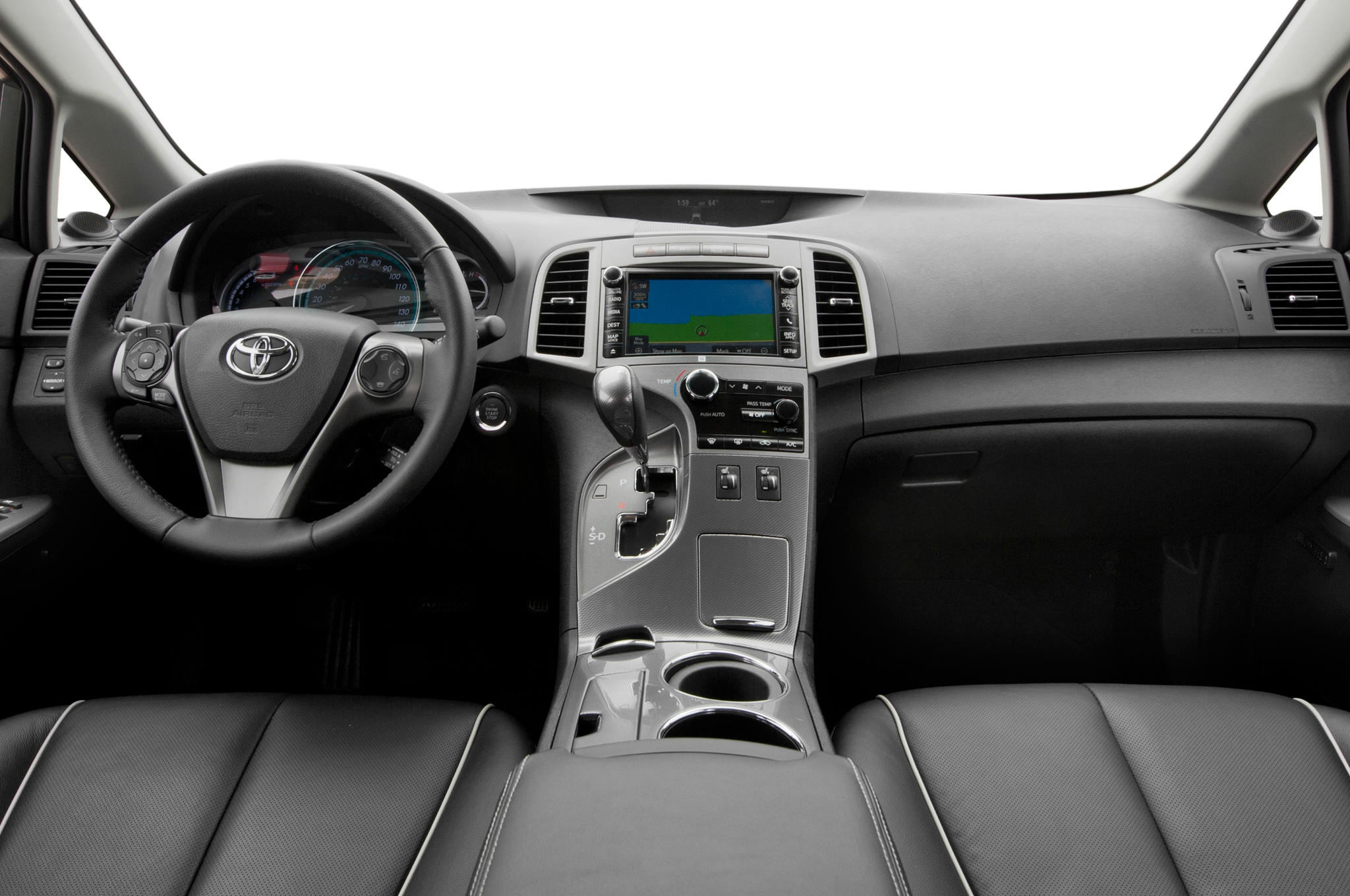 2014 Toyota Venza - Information and photos - MOMENTcar