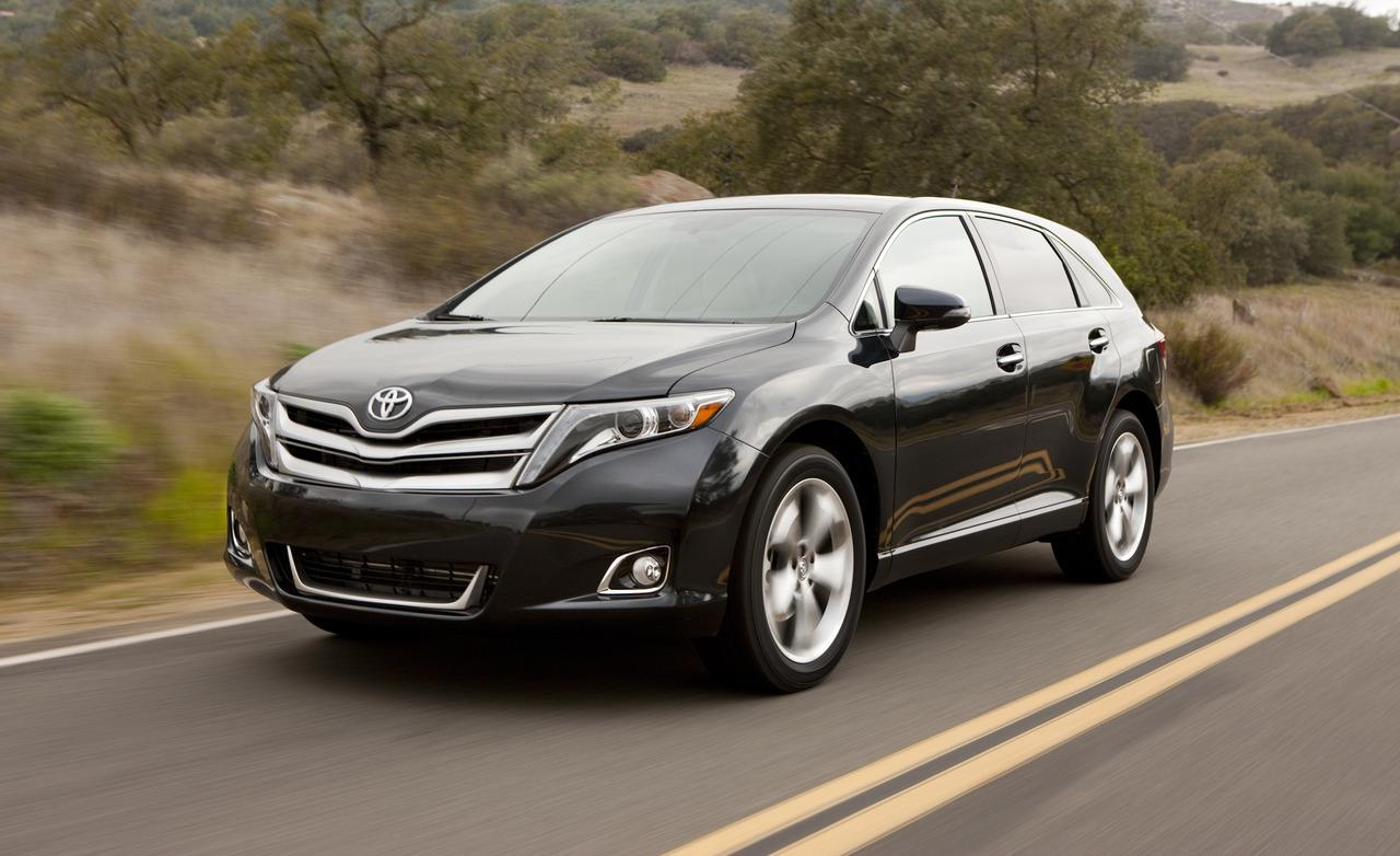 Toyota Venza Limited #20