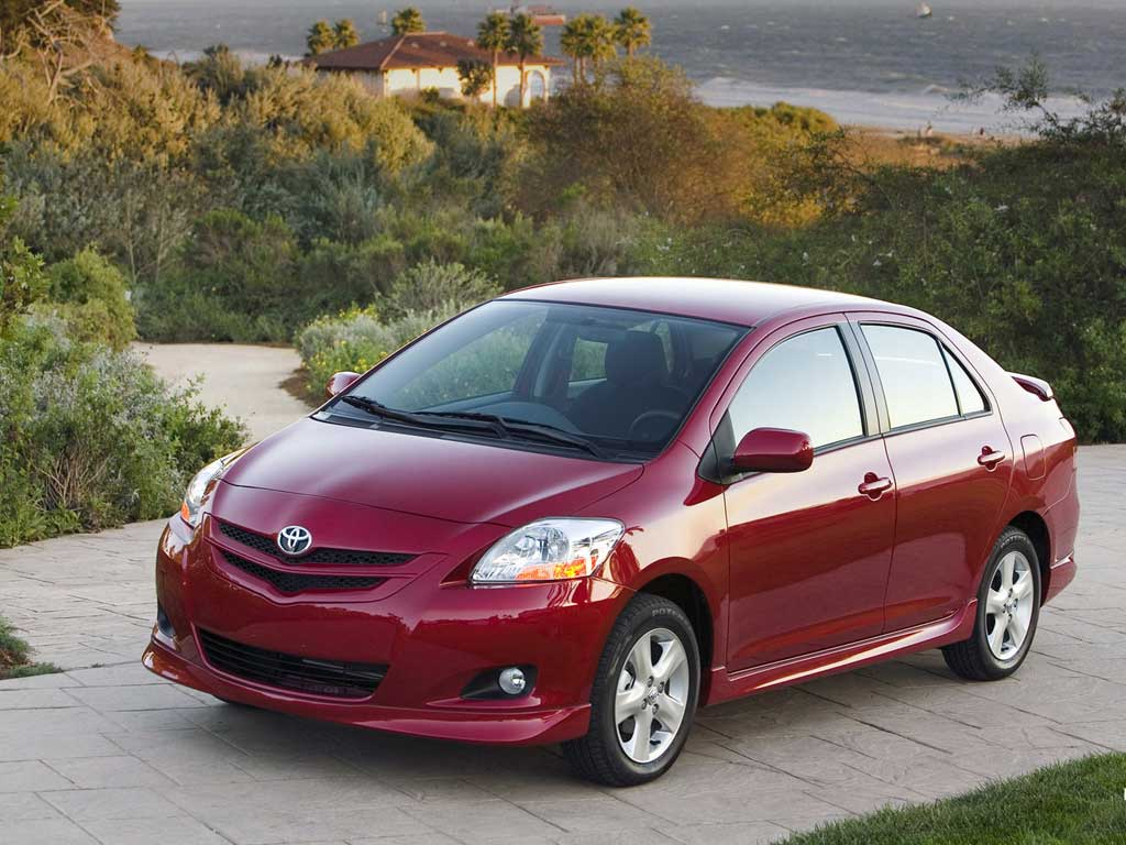 2010 toyota yaris information and photos momentcar. Black Bedroom Furniture Sets. Home Design Ideas