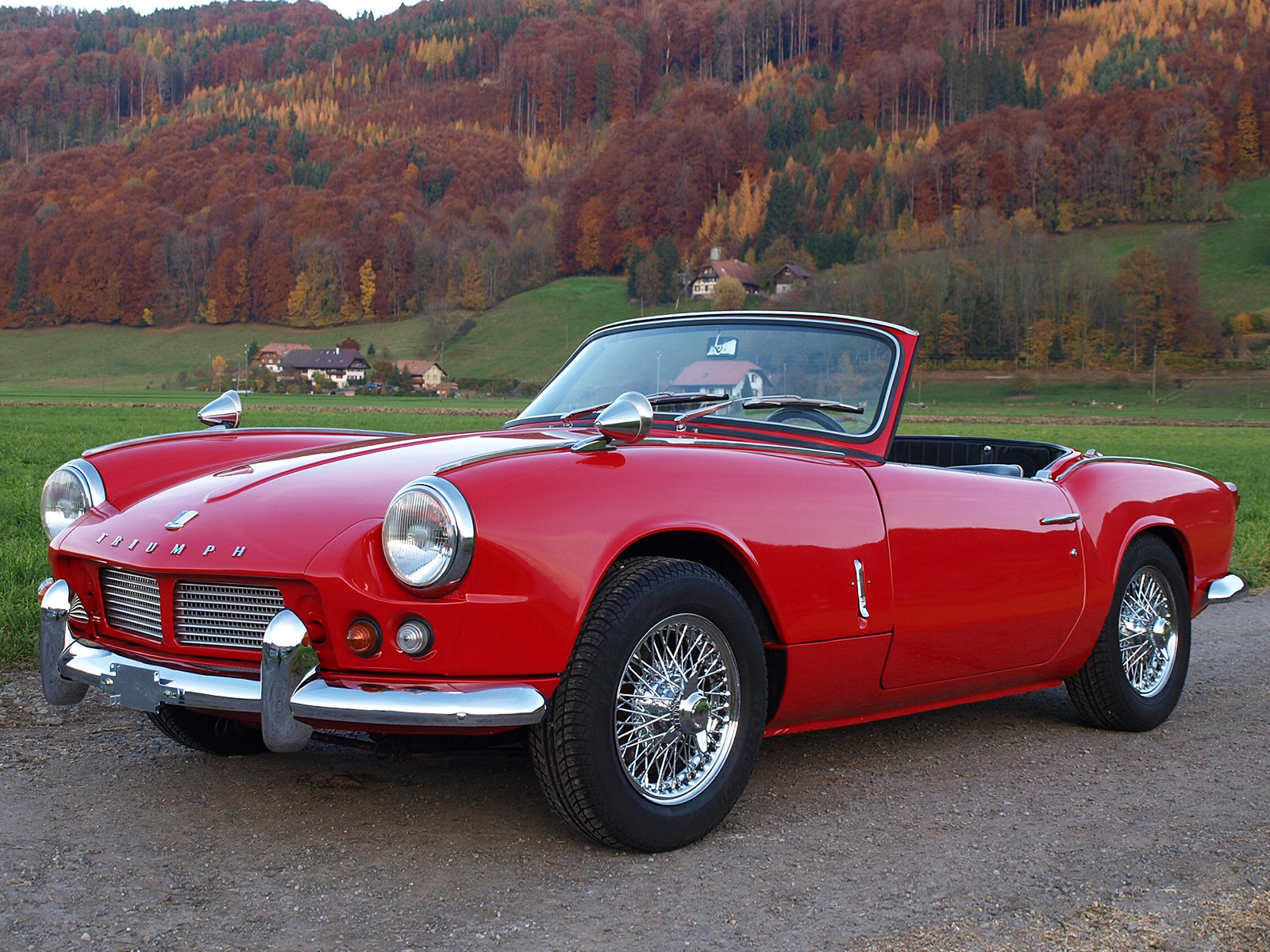 1964 Triumph Spitfire Information And Photos Momentcar