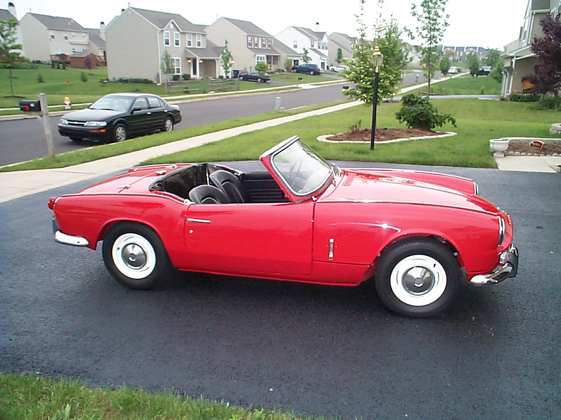1966 Triumph Spitfire Information And Photos Momentcar