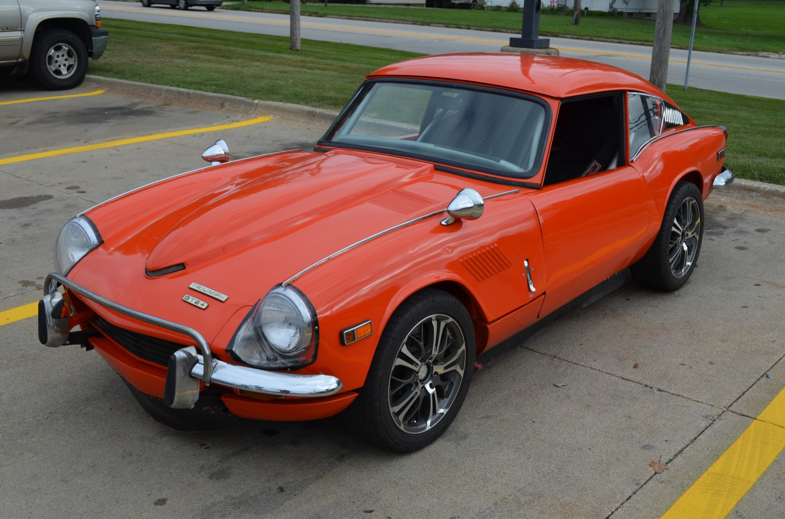 1969 triumph spitfire - information and photos - momentcar