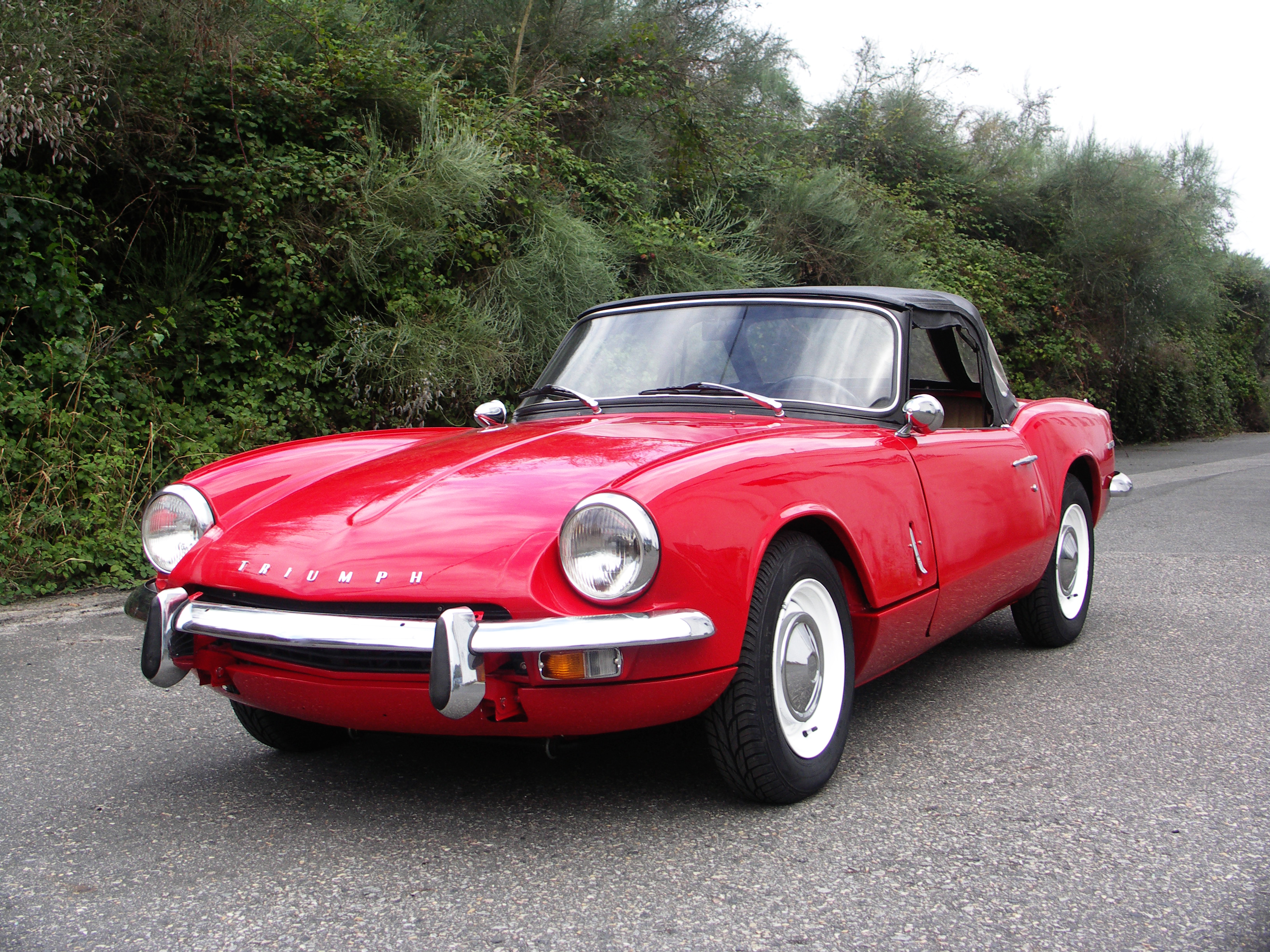 triumph spitfire information and photos momentcar. Black Bedroom Furniture Sets. Home Design Ideas