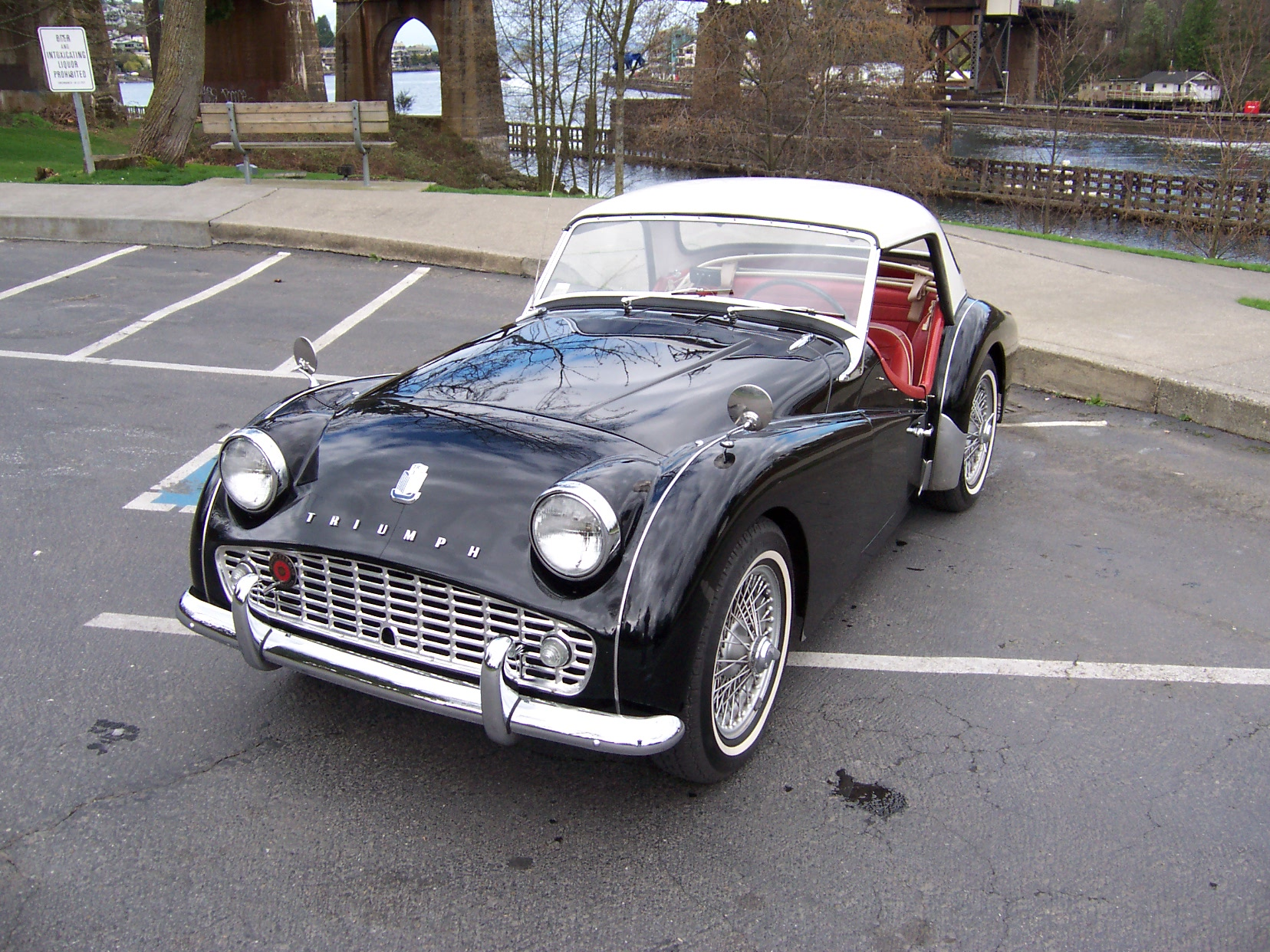 1962 Triumph TR3 - Information and photos - MOMENTcar
