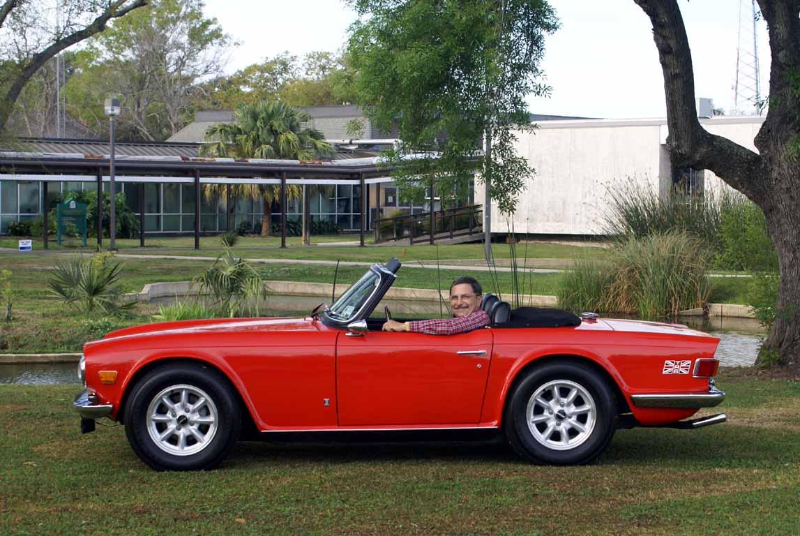 1971 Triumph Tr6 Information And Photos Momentcar