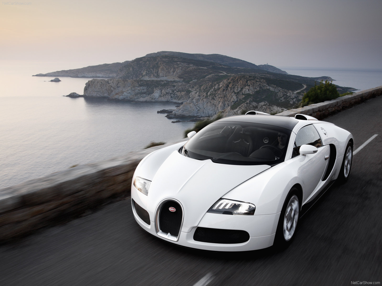 Veyron Grandsport still remaining the most jaw-dropping Bugatti 2009 model #9