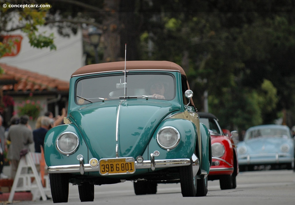 1949 Volkswagen Beetle Pre 1980 Information And Photos