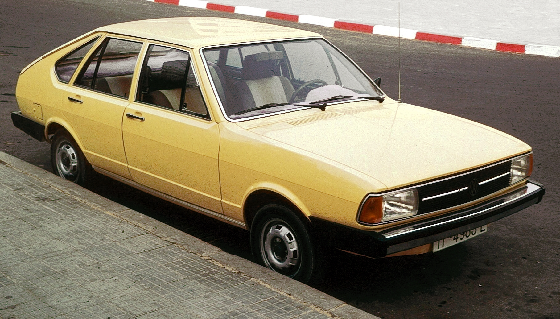 Volkswagen Dasher 1977 #16