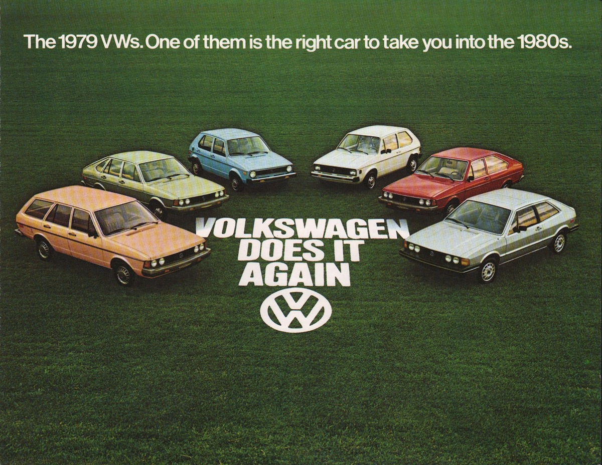 Volkswagen Dasher 1979 #11
